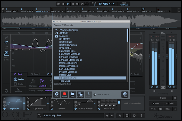 serial number for izotope ozone 8